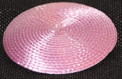 fascinator basis lila