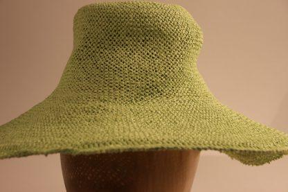 Papier cappelline licht groen